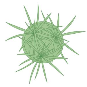 A imagem mostra o Bloco Dinâmico de Vaso, em fundo branco.