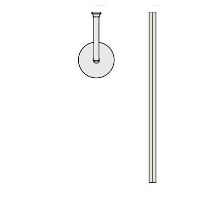 A imagem mostra o Bloco Dinâmico de Box de Banheiro, em fundo branco.