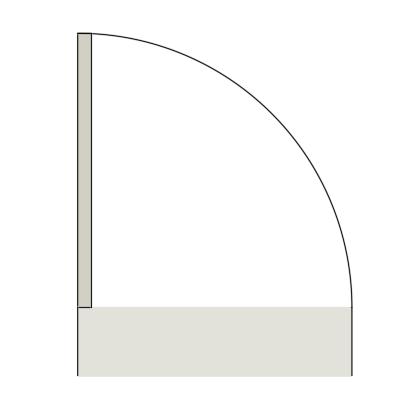 A imagem mostra o Bloco Dinâmico de Porta, em fundo branco.