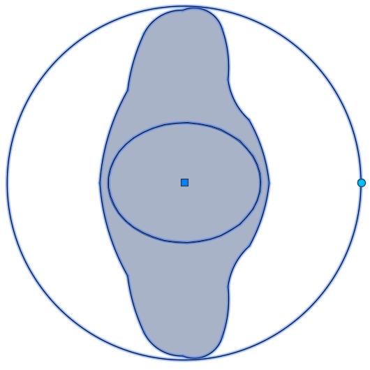 A imagem mostra o Bloco Dinâmico de Figura Humana, com grips, em fundo branco.