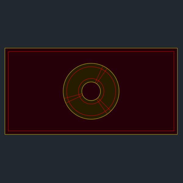 A imagem mostra o Bloco Dinâmico de Mesa de Cabeceira, em fundo padrão.