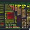 Mostramos um exemplo da extensão do template de arquitetura para o CAD, em fundo padrão, mostrando as novas escalas de anotações.