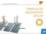 SEBRAE – Fabrica de Aquecedor Solar
