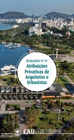 CAU – Atribuições Privativas de Arquitetos e Urbanistas