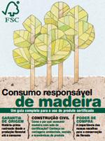 FSC – Consumo responsável de madeira