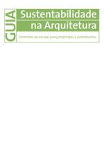AsBEA – Guia Sustentabilidade na Arquitetura