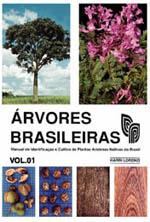 Árvores Brasileiras – Volume 1