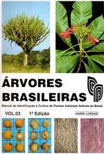 Árvores Brasileiras – Volume 3